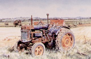FORDSON MAJOR 'E27N' AT GROVE FARM